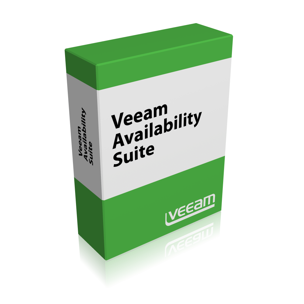 1 Additional Year Of Basic Maintenance Prepaid For Veeam Availability Suite Standard For VMware  (V-VASSTD-VS-P01YP-00)