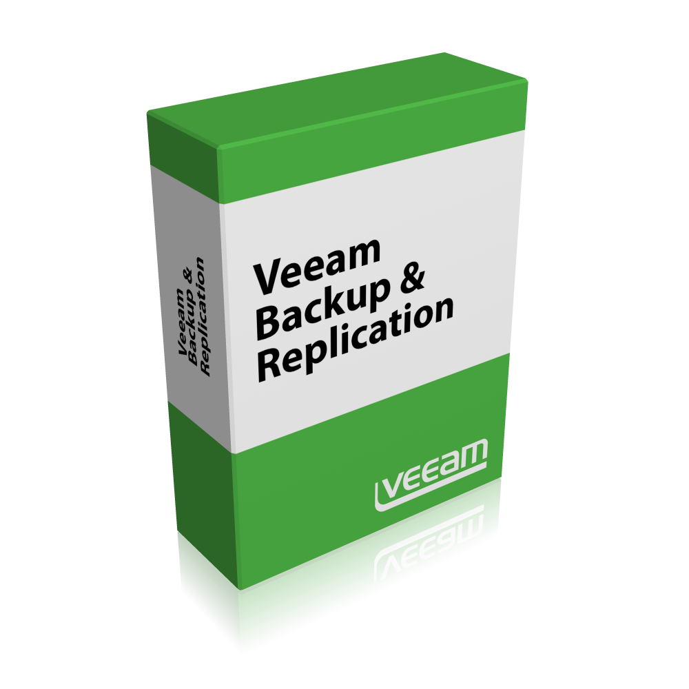 1 Additional Year Of Basic Maintenance Prepaid For Veeam Backup & Replication Standard For Hyper-V  (V-VBRSTD-HS-P01YP-00)