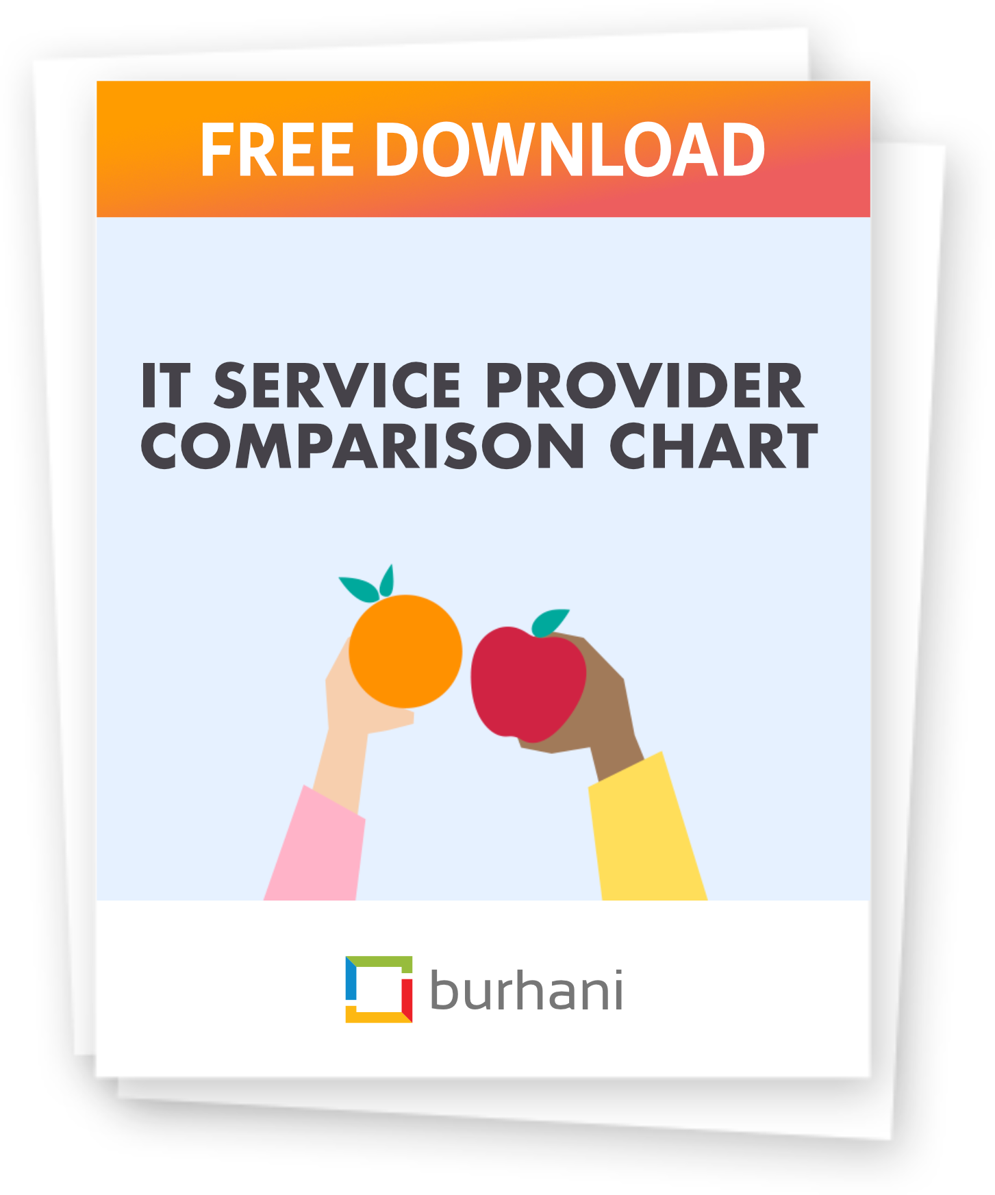 IT Services Provider in Dubai - Comparison Chart