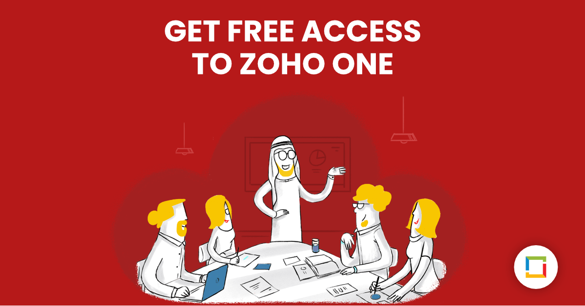 Get Zoho One For Free With DED License