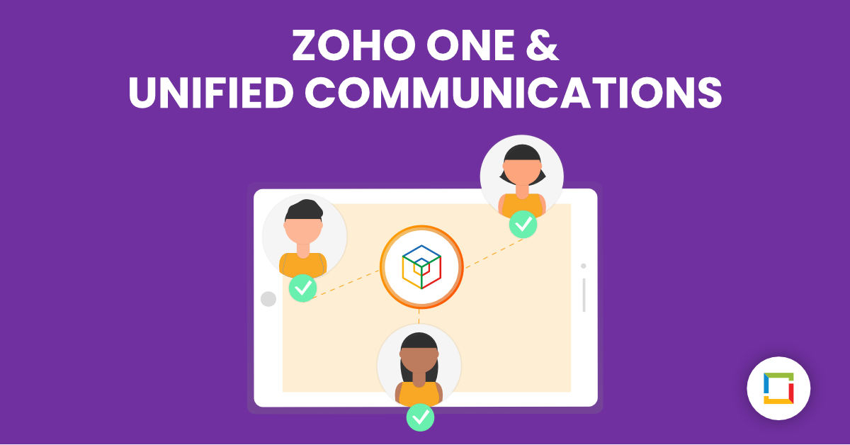 Unified Communication As A Service In Zoho One