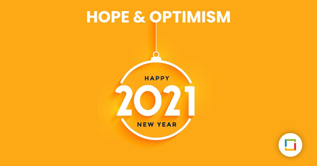 Blog - Happy New Year 2021